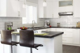 cuisine decor blanc