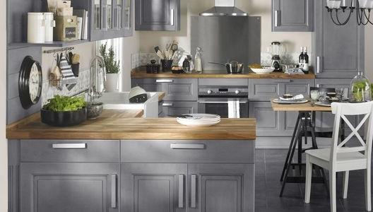 comment relooker sa cuisine sans tout changer d coration. Black Bedroom Furniture Sets. Home Design Ideas